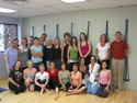 2010 Paula Tortolano Self Yoga Workshop Group Picture