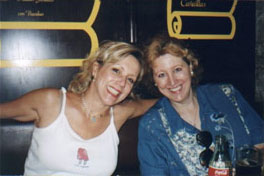 Suzette Scholtes and sister Lynette